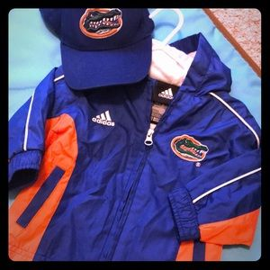 Other - Florida gator jacket and hat